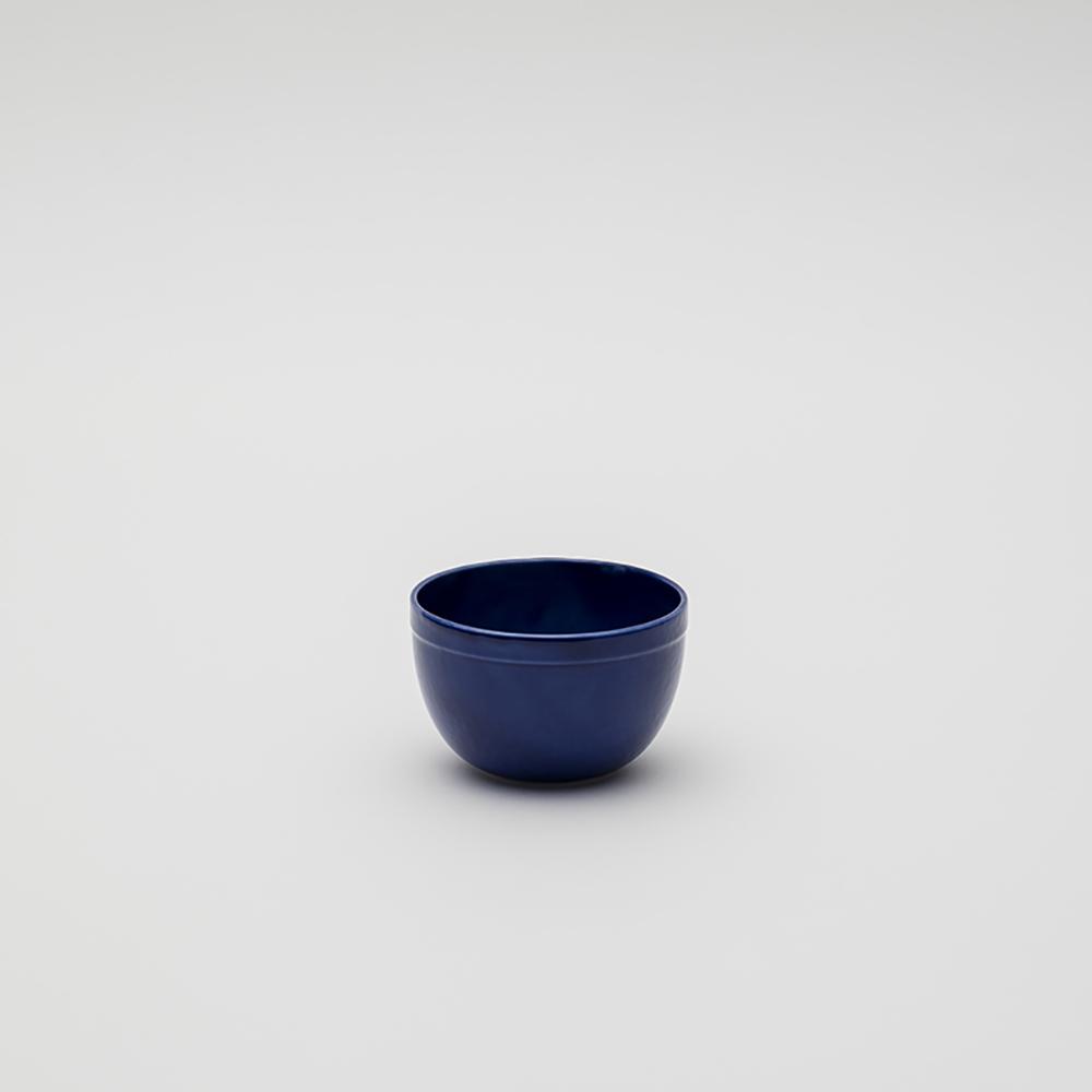 2016Arita|Teruhiro Yanagihara 瓷杯|深藍