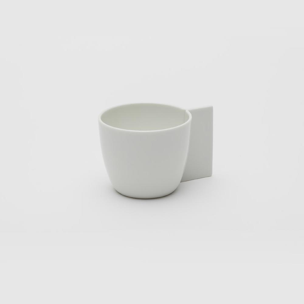 2016Arita|Christien Meindertsma 咖啡杯|White 釉白