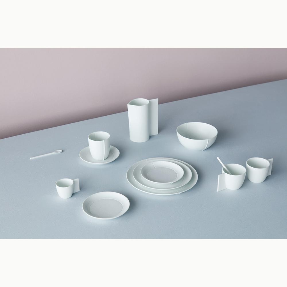 2016Arita|Christien Meindertsma 小茶匙|White 釉白