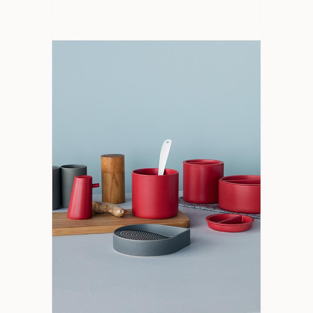 2016Arita|Shigeki Fujishiro 研磨器|Red 赤紅