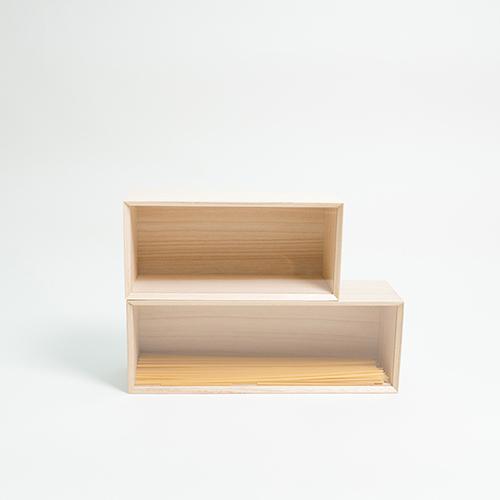 Kirihaco|日本桐木儲物盒/長型M