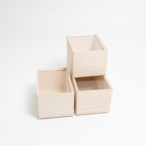 Kirihaco|日本桐木儲物盒/長型S