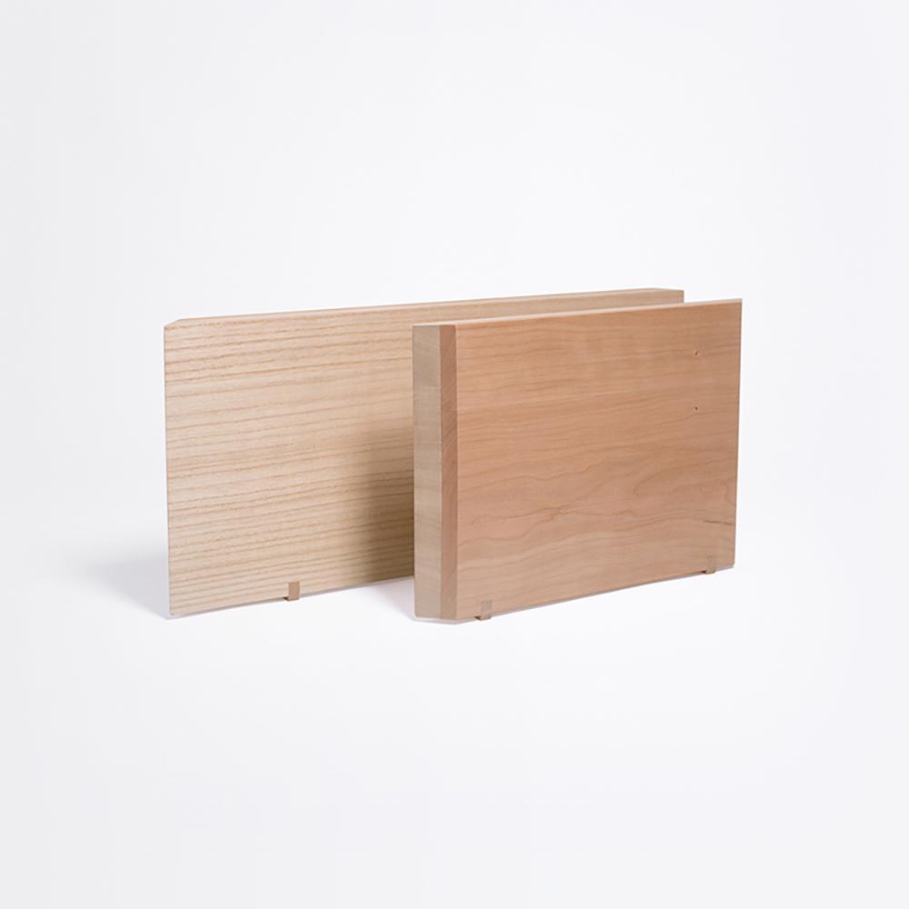 Kirihaco|日本桐木雙面砧板S