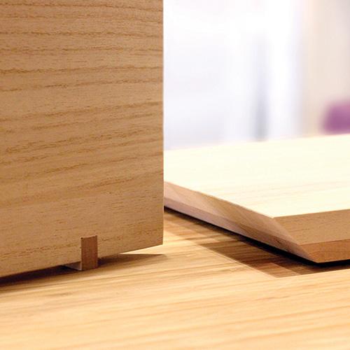 Kirihaco 日本桐木雙面砧板S