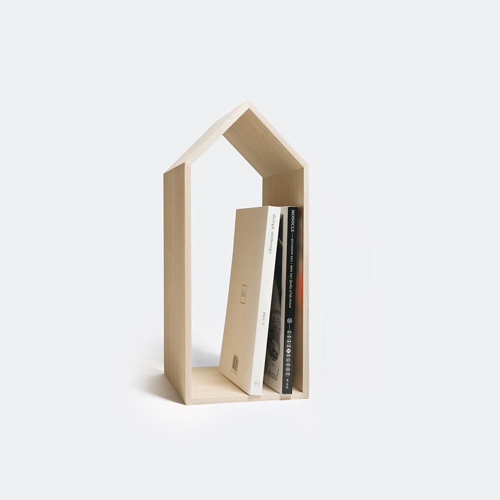Kirihaco|日本桐木收納書屋M