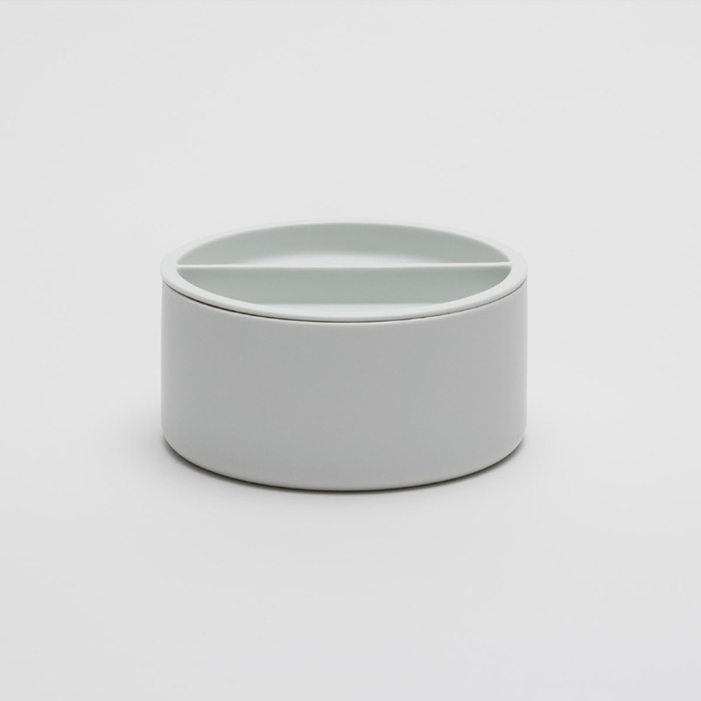 2016Arita|Shigeki Fujishiro 儲物罐L|White 霧白