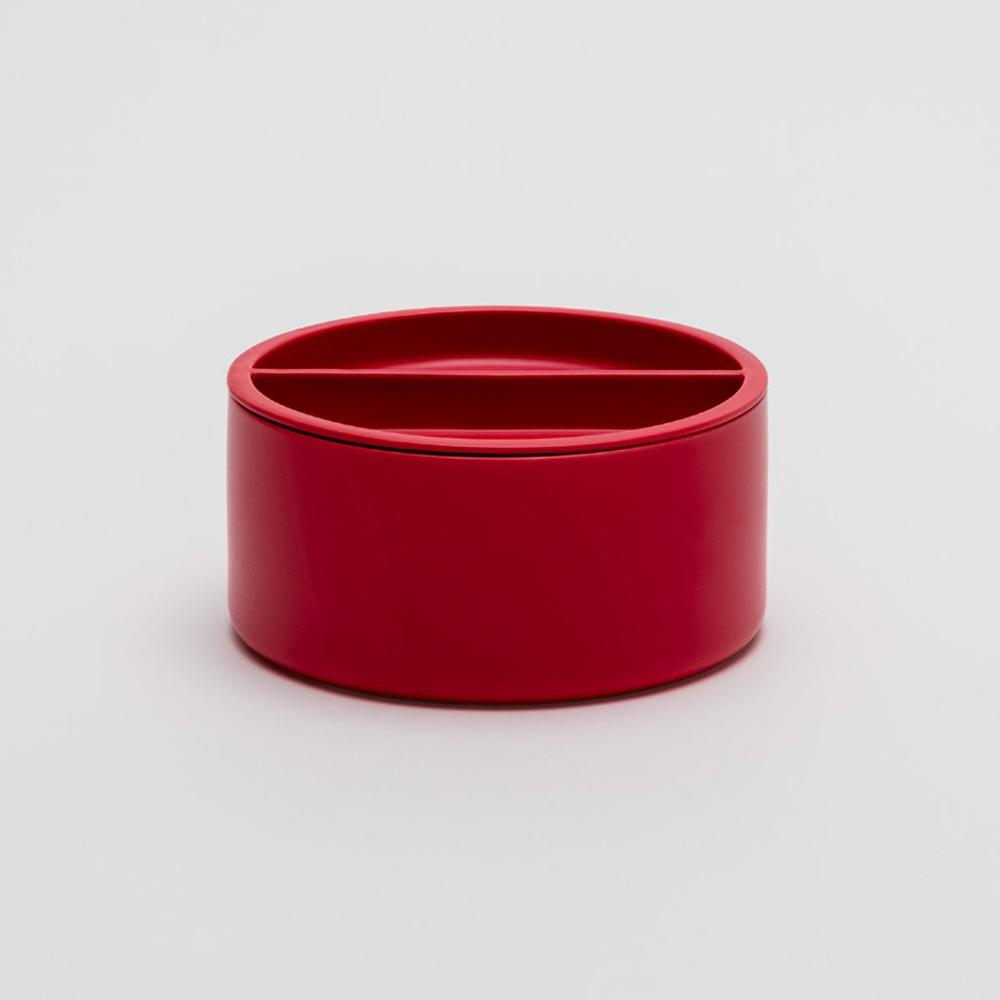 2016Arita|Shigeki Fujishiro 儲物罐L|Red 赤紅
