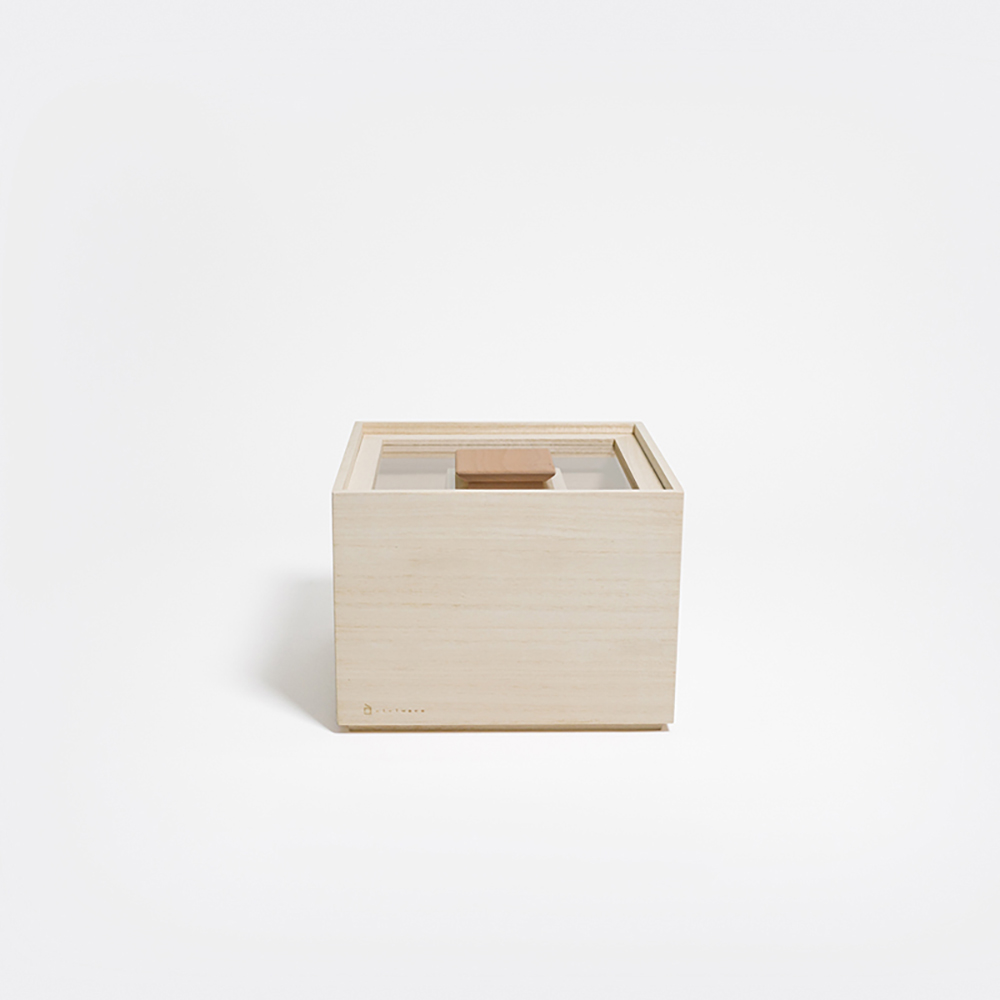 Kirihaco|日本氣密桐木米箱3kg