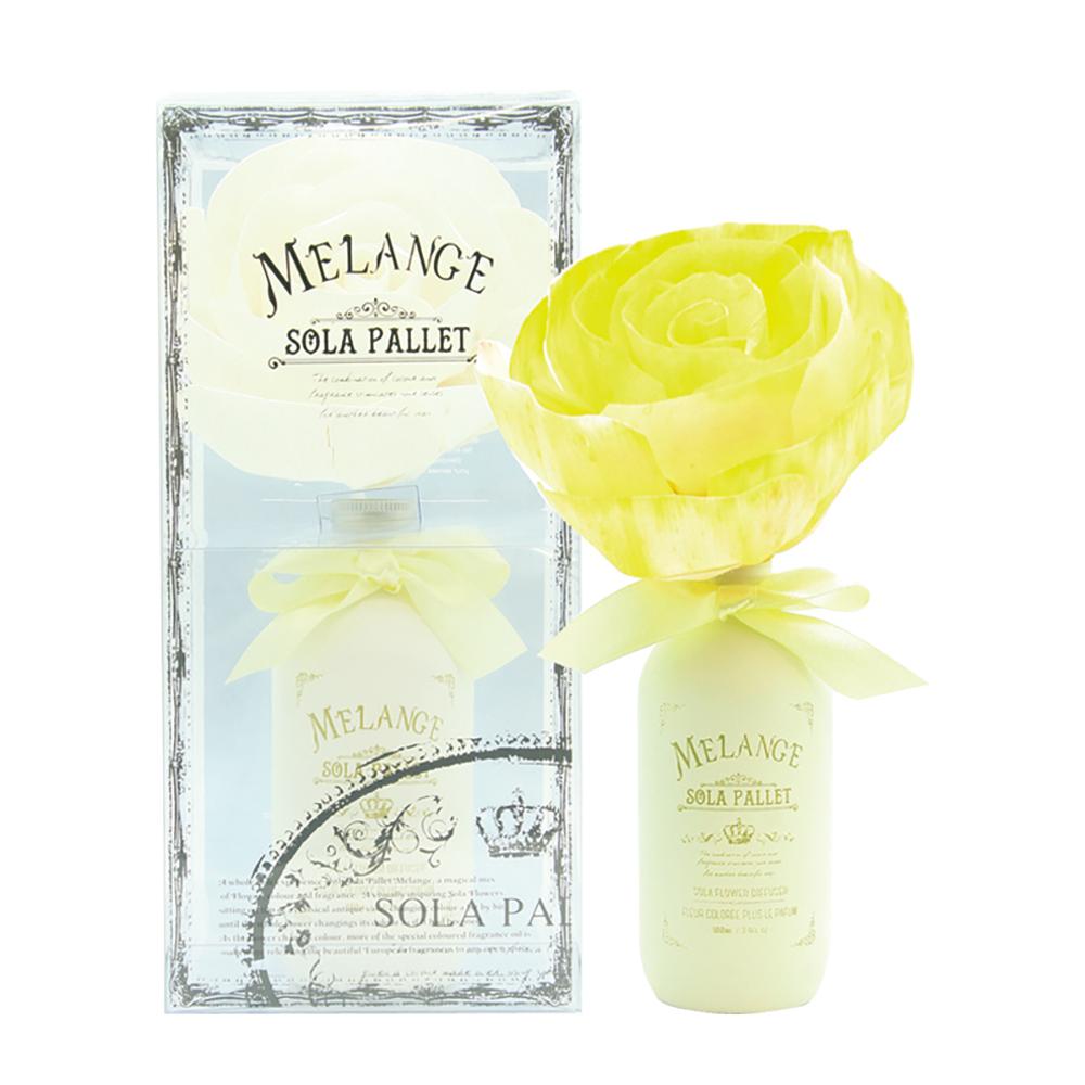 SOLA FLOWER | Melange 索拉花 室內漸變花開擴香 YELLOW CHERRY 黃色櫻桃