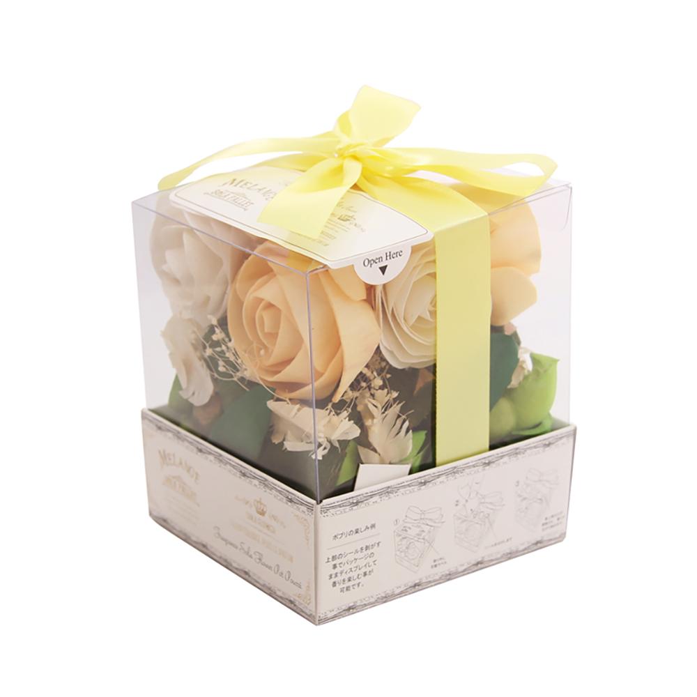 SOLA FLOWER   Melange 索拉花 香花盒 YELLOW CHERRY 黃色櫻桃