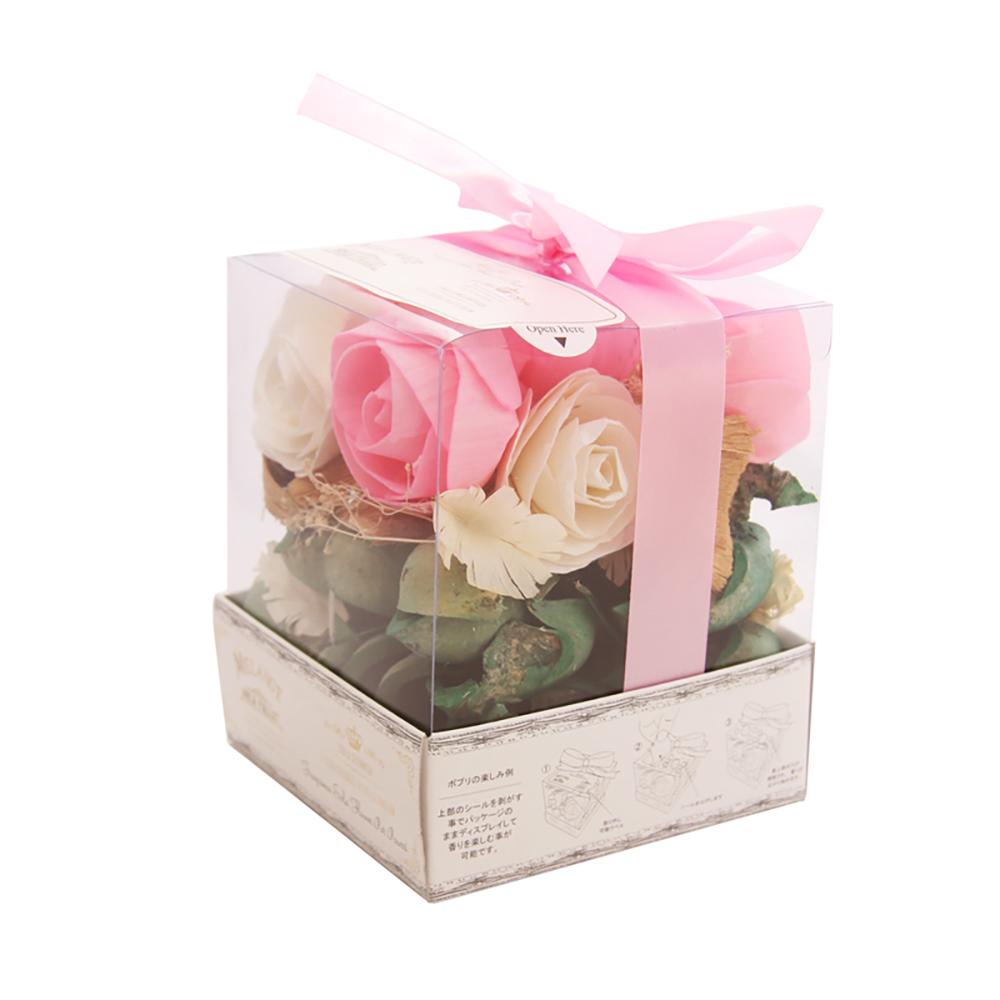 SOLA FLOWER | Melange 索拉花 香花盒 PINK ROSE 粉紅玫瑰