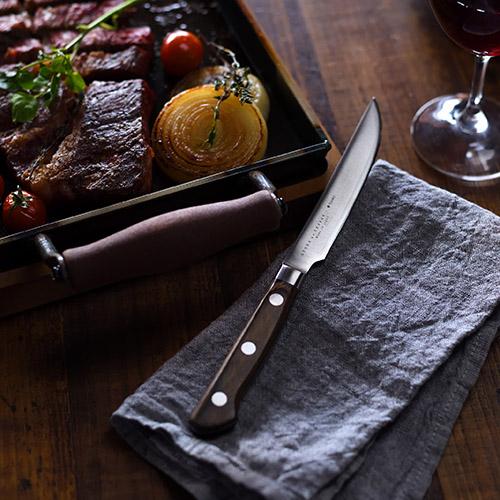 AUX | 藤次郎牛排刀