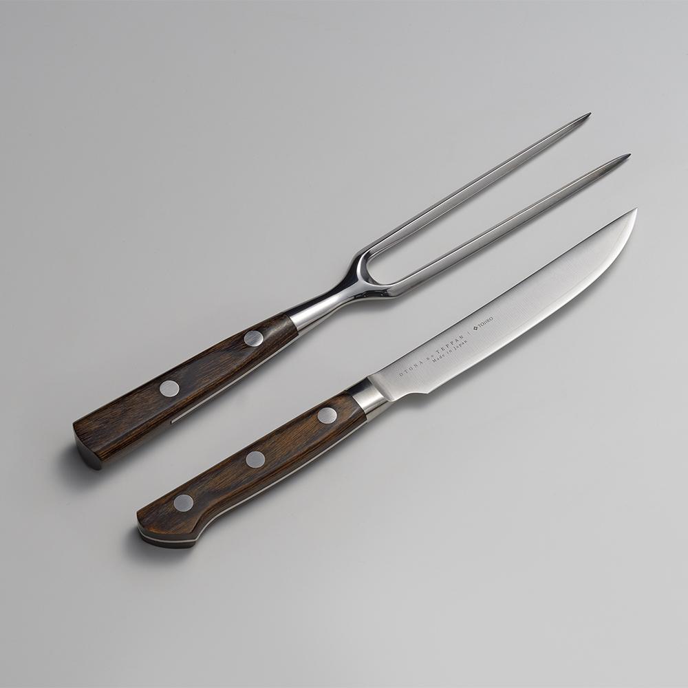 AUX | 藤次郎牛排刀叉組