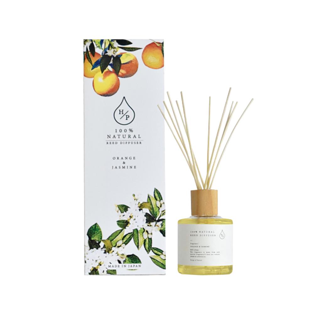 ArtLab HP Reed Diffuser 100%天然擴香 橙和茉莉 180ml