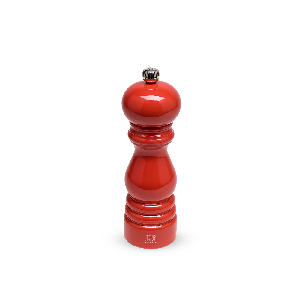 Peugeot|Paris 經典鹽巴研磨罐  - 赤紅色 18cm