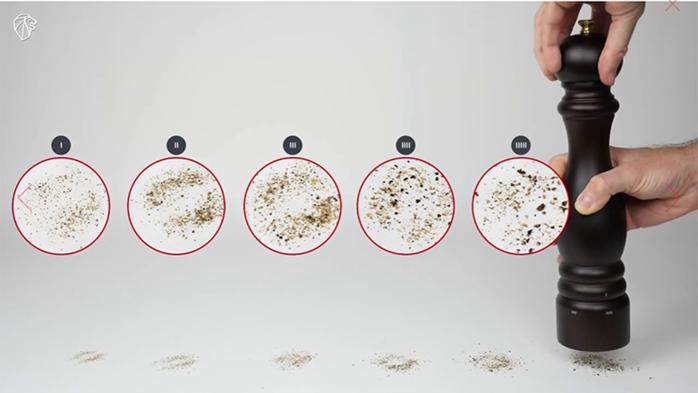 (複製)Peugeot  |  Paris Chef 不銹鋼鹽巴研磨罐 - 銀色 18cm
