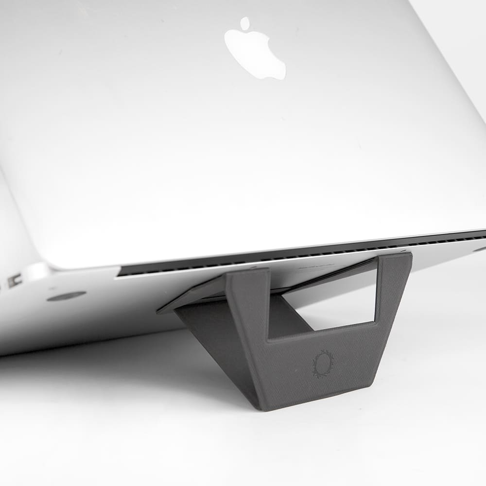 DesignNest|FoldStand 隱形筆電 / 平板支架 兩款任選 (二入組)