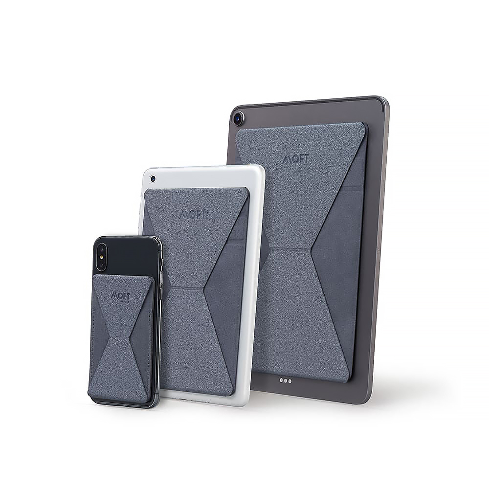 MOFT X|世界首款超薄平板隱形支架 - 9.7吋以上適用(星空灰)