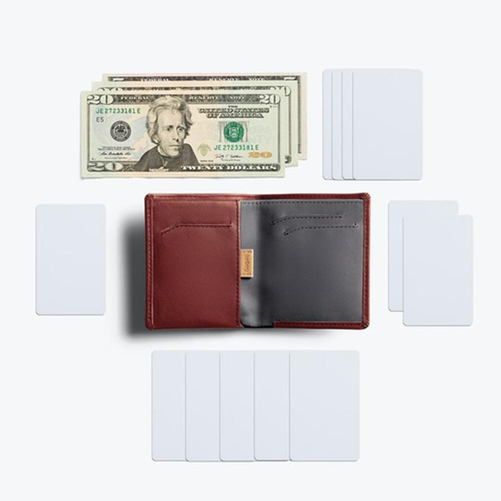 澳洲 Bellroy|Note Sleeve RFID 植鞣皮多功能短夾/皮夾(八色任選)