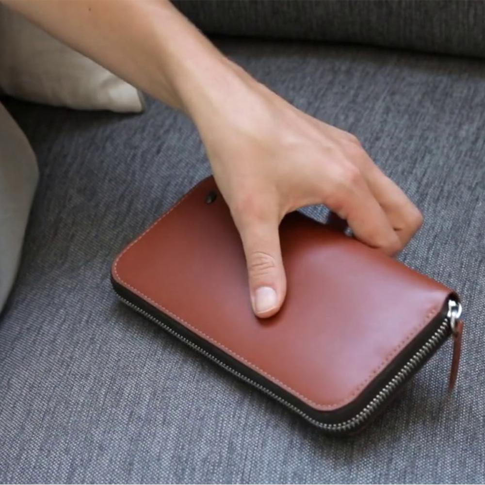 澳洲 Bellroy|Folio Wallet RFID防盜多功能植鞣皮長夾(五色任選)