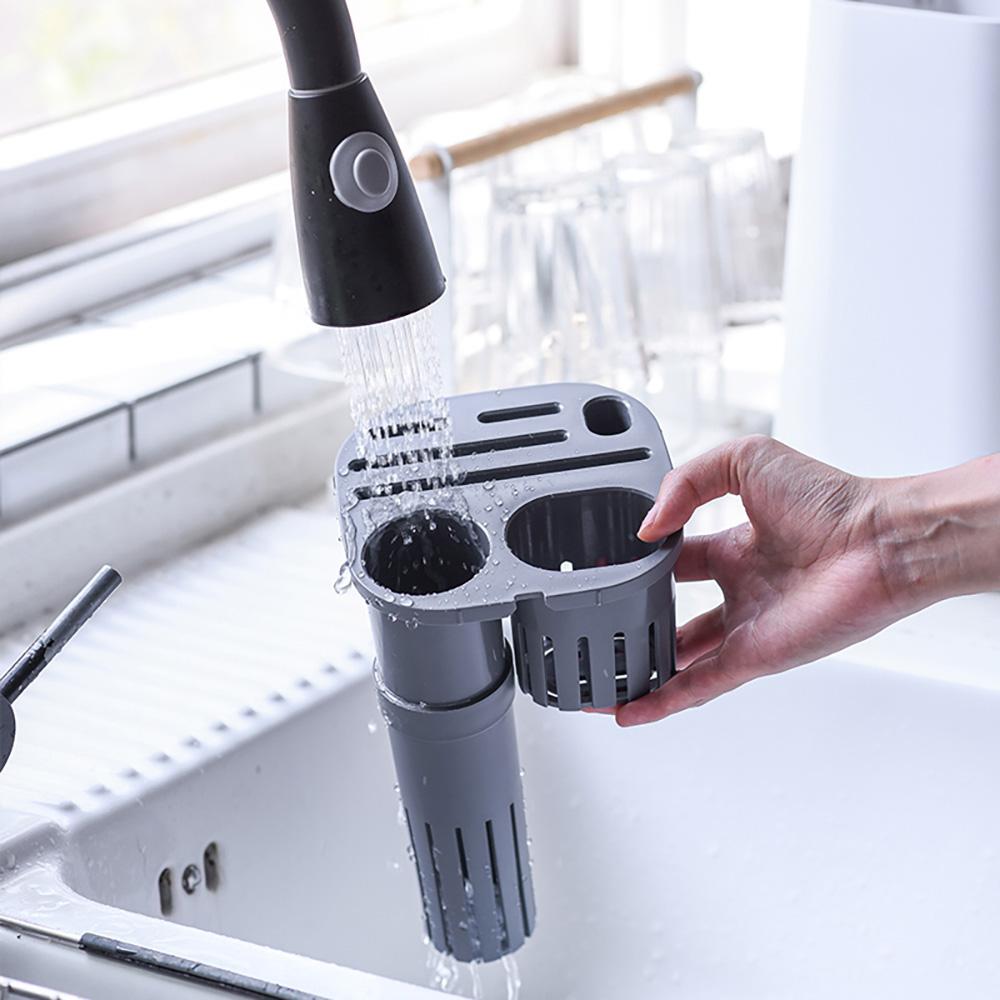 德國 CANHOME|無線刀筷消毒殺菌架 紫外線+臭氧雙重滅菌