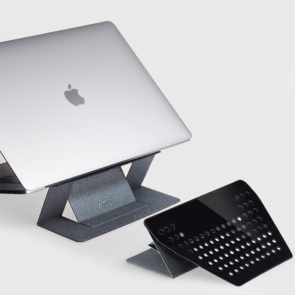 MOFT|隱形筆電支架11-15吋筆電適用 黏貼散熱孔款 (五色任選)