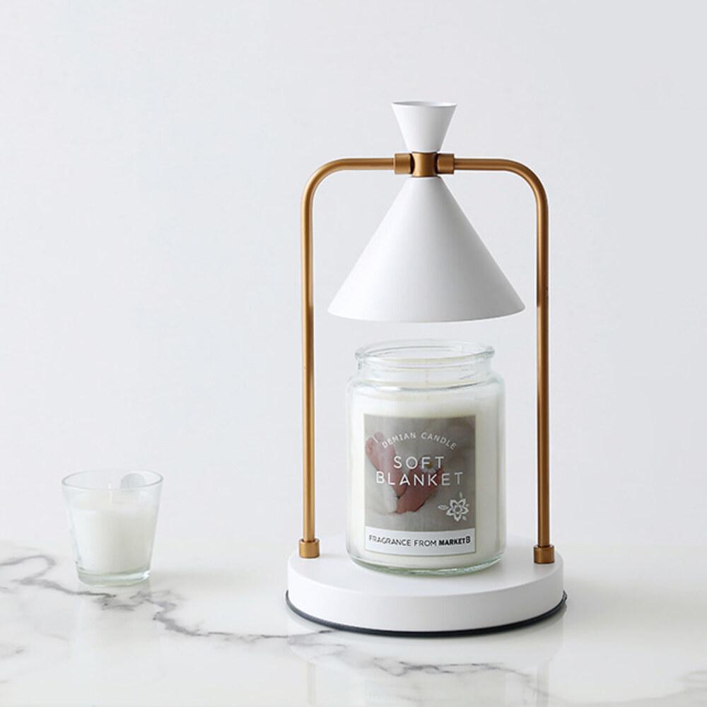 OMIA 輕奢暖香融蠟燈-沙漏款