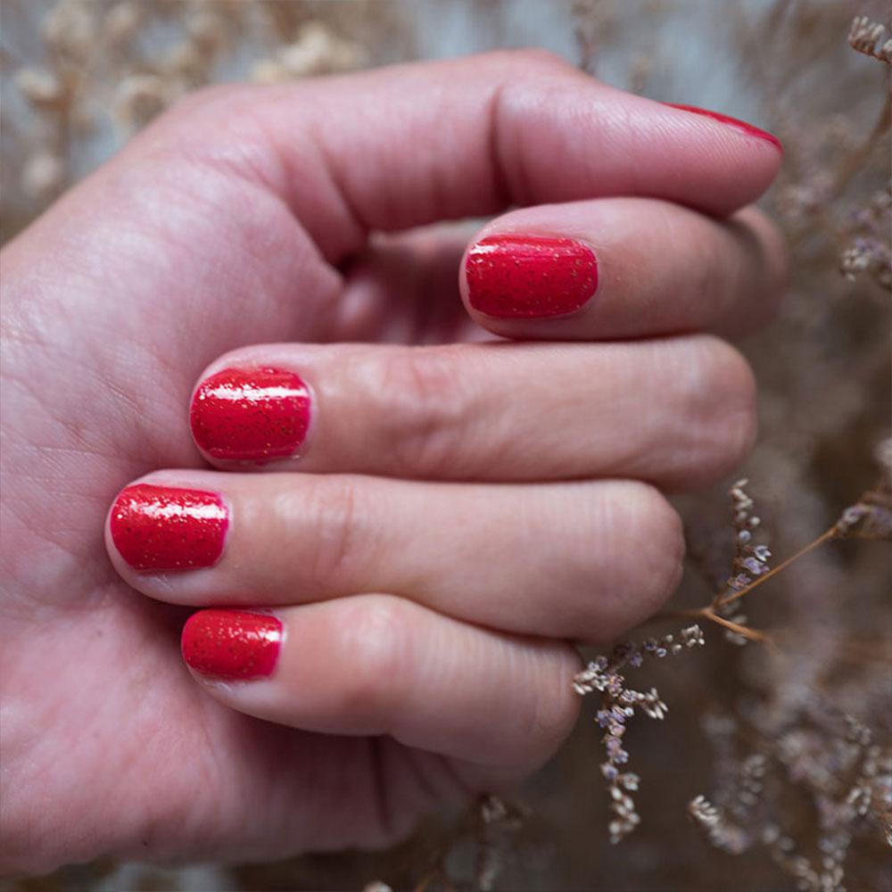 小小PETIT|新春御見流星雨 水性指甲油-小小款