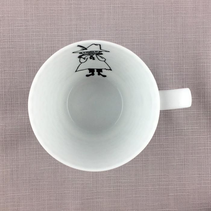 yamaka|MOOMIN嚕嚕米幾何系列-阿金咖啡杯