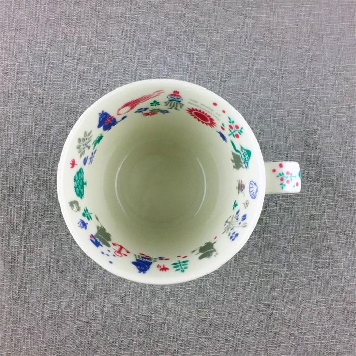 yamaka|MOOMIN嚕嚕米插圖系列-塗鴉湯杯