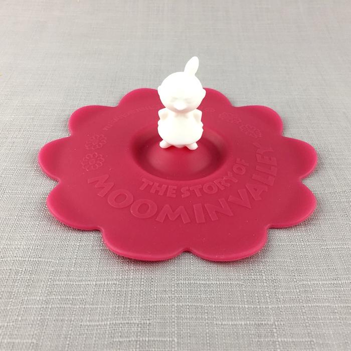 yamaka MOOMIN嚕嚕米花朵系列-小不點杯蓋