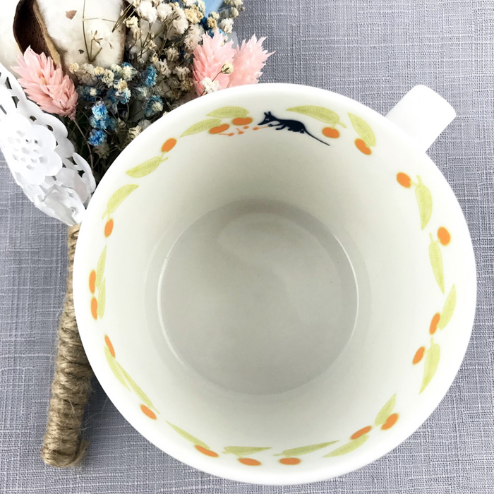 yamaka|MOOMIN嚕嚕米派對系列-藍色派對杯