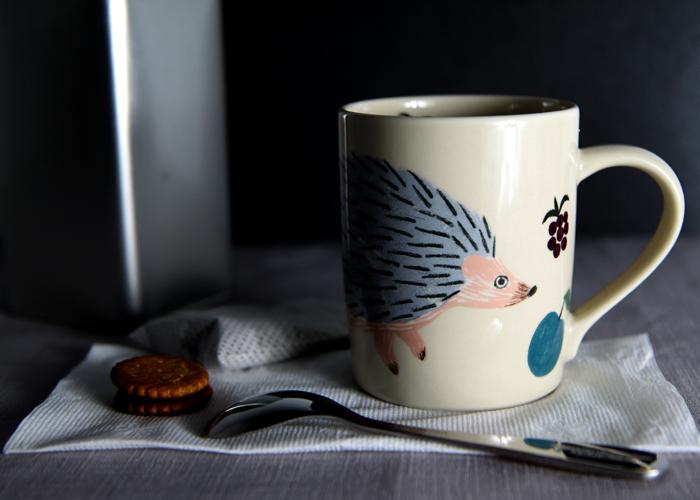 yamaka|松尾美雪-刺蝟圓筒杯