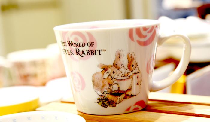 (複製)yamaka|PETER RABBIT 彼得兔優雅系列-湯杯(條紋)
