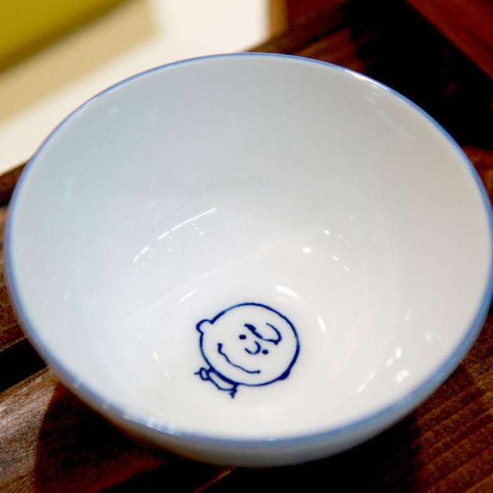 (複製)yamaka|SNOOPY史努比和風藍系列飯碗(葫蘆)11.5cm