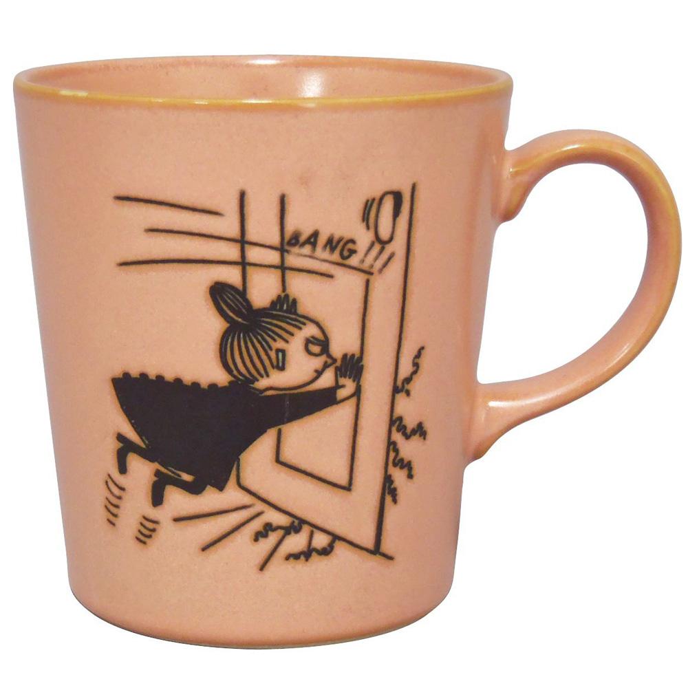 yamaka|MOOMIN嚕嚕米石漫系列-小不點馬克杯