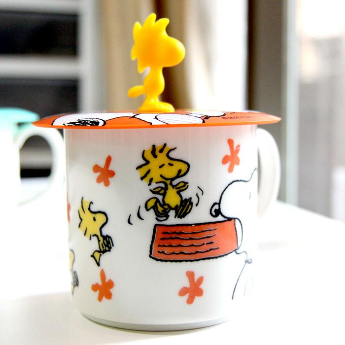 (複製)yamaka|SNOOPY史努比和樂系列馬克杯+杯蓋(愛心)