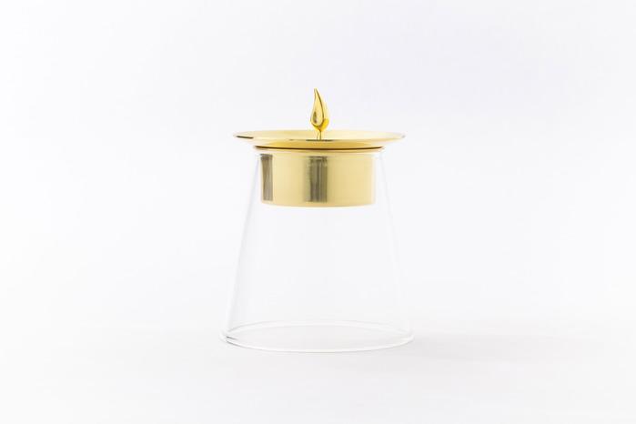 KANARI|永恆燭台 Twilight(金色)