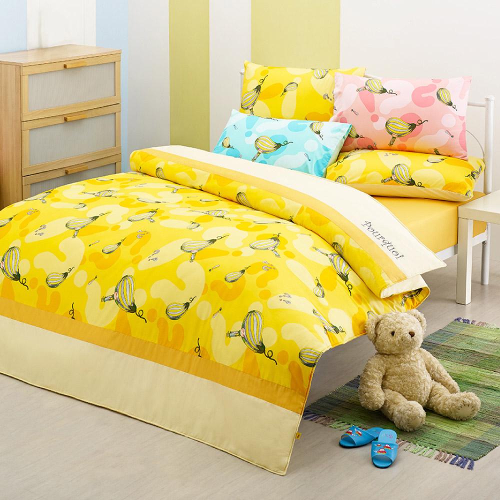 Kidult|布瓜的世界 布瓜樂園  兩用被床包組 - 雙人