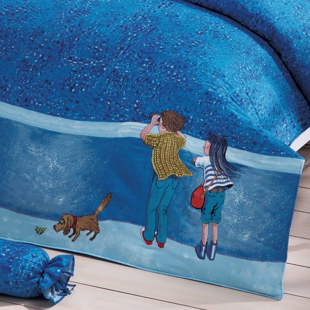 Kidult|星空 被單床包組 - 雙人加大