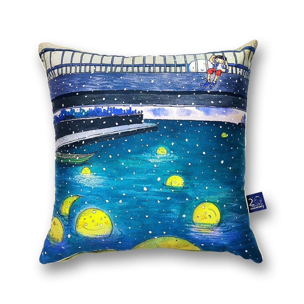 Kidult|月亮忘記了 20週年  月亮運河  數位抱枕