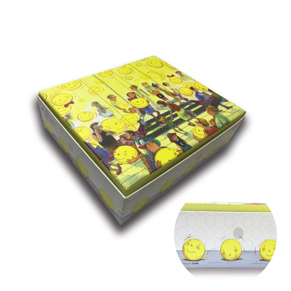 Kidult|遠眺海洋  雪柔毯 + 20周年限量冬藏精裝禮盒