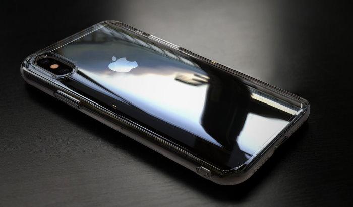 ABSOLUTE|LINKASE PRO iPhone XS/X(5.8吋)專用 美軍規防摔抗震9H大猩猩康寧曲面玻璃保護殼 全透明