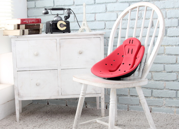 KUONAO|專利張力式多段弧度可調端正坐姿智慧坐墊