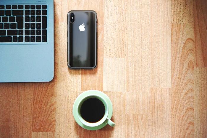 ABSOLUTE|LINKASE AIR 軍規防摔認證9H大猩猩康寧玻璃保護殼 iPhone XS Max(6.5吋)專用 -全透明邊框
