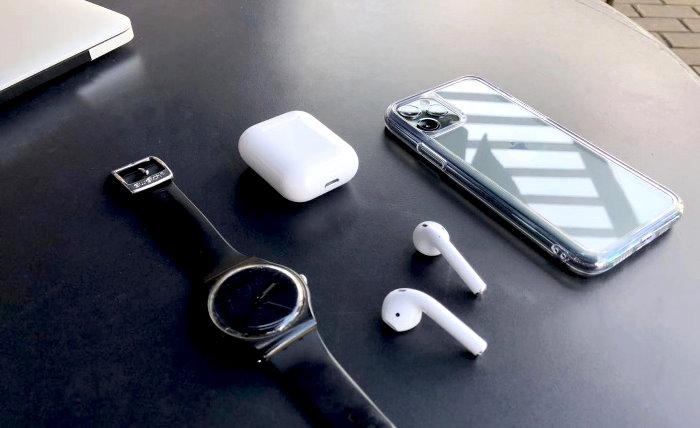 ABSOLUTE|LINKASE AIR iPhone 11 Pro Max專用 軍規防摔大猩猩康寧曲面玻璃抗黃邊框保護殼-極透明