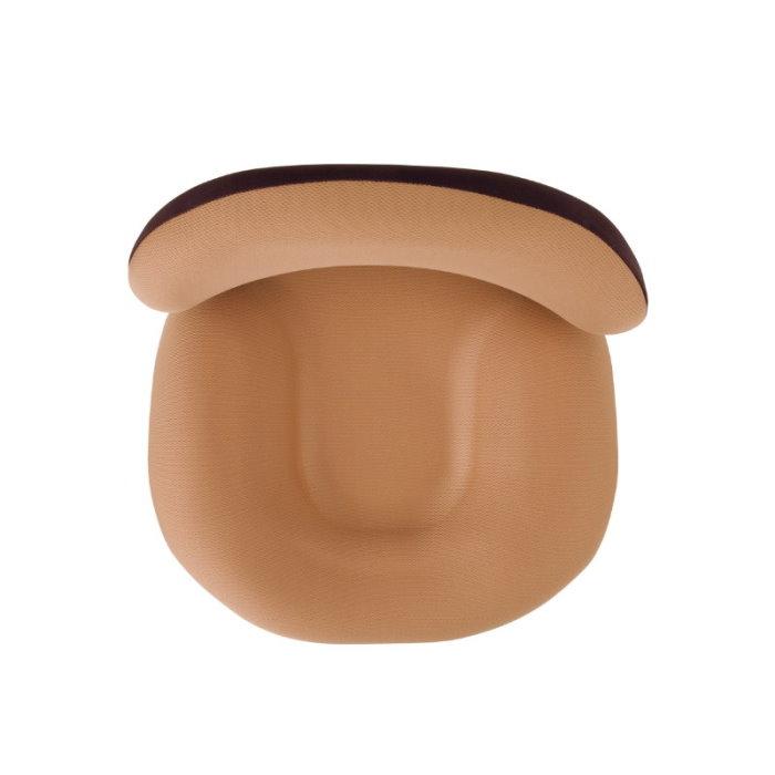KUONAO|專利快速觸控式雙氣囊樂挺腰坐靠墊 (靠墊四段高度可調) 2019新色-優雅卡其
