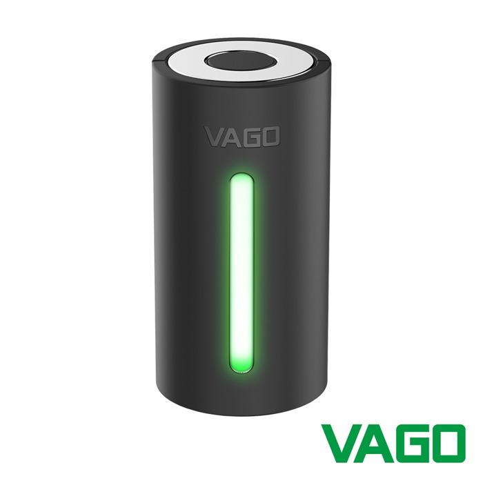 VAGO 全球專利旅行首選迷你真空壓縮器-沉穩黑