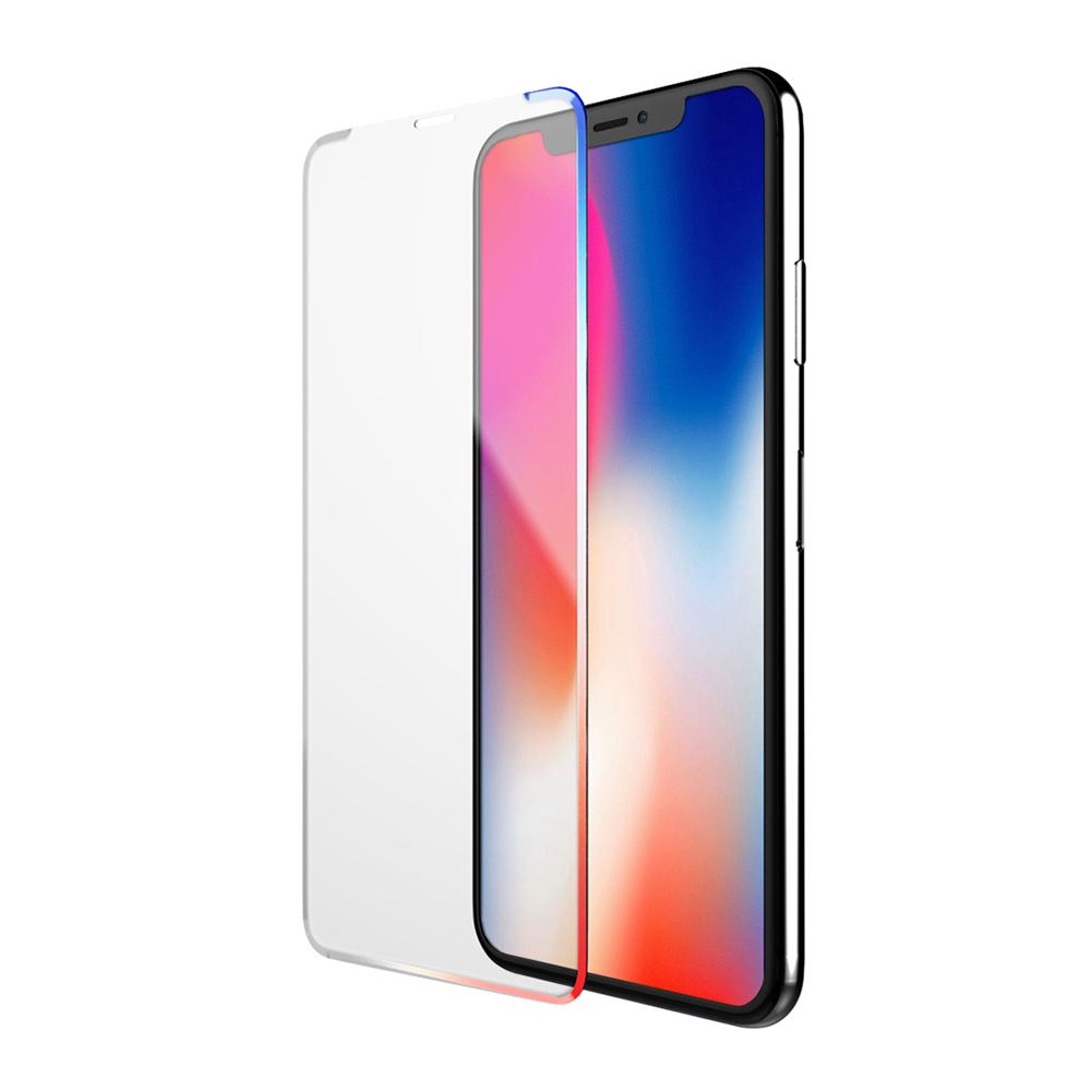 ABSOLUTE SUPER ARC 日本旭哨子大導角強化玻璃高硬度螢幕保護膜 iPhone 專用 -2.5D非滿版