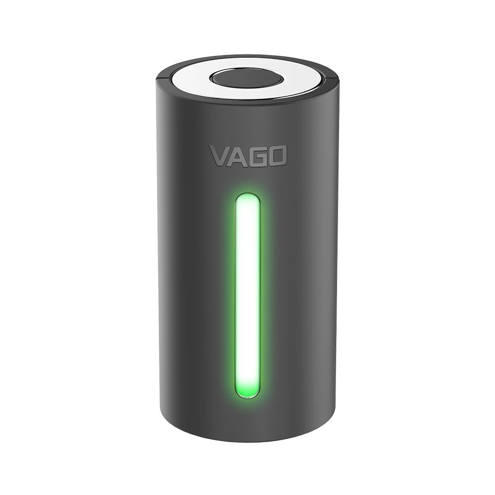 VAGO|全球專利旅行首選迷你真空壓縮器-沉穩黑